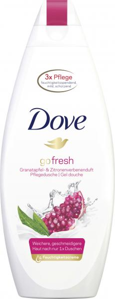 Dove Go fresh Cremedusche Granatapfel & Zitronenverbenen