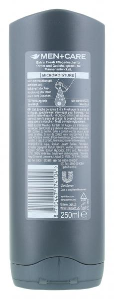 Dove Men+Care Pflegedusche Extra fresh