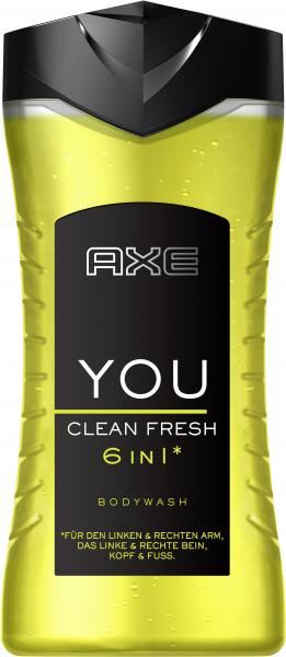 Axe YOU Clean Fresh Bodywash Duschgel