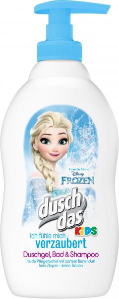 Duschdas Kids Duschgel & Bad & Shampoo Disney Frozen