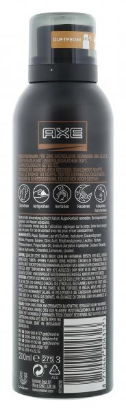 Axe Copper Duschschaum & Rasur Bergamot & Sandelwood