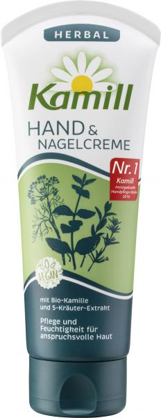 Kamill Hand & Nagel-Creme Herbal