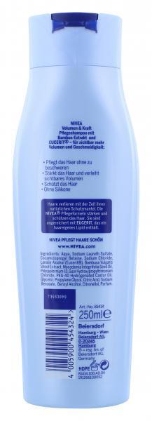 Nivea Shampoo Volumen & Kraft