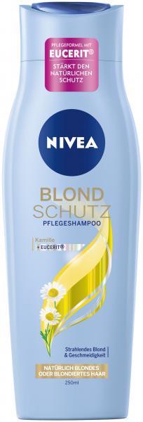 Nivea Shampoo Blond Schutz