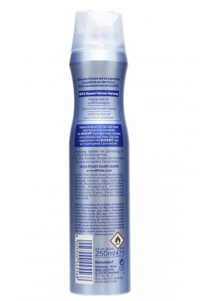 Nivea Diamant Volumen Haarspray Ultra stark
