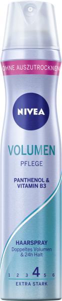 Nivea Volumen Pflege Haarspray Extra stark