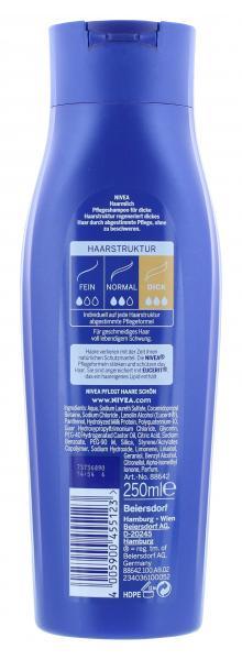 Nivea Shampoo Haarmilch normale Haarstruktur