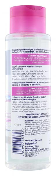Nivea Shampoo Mizellen Sensitiv
