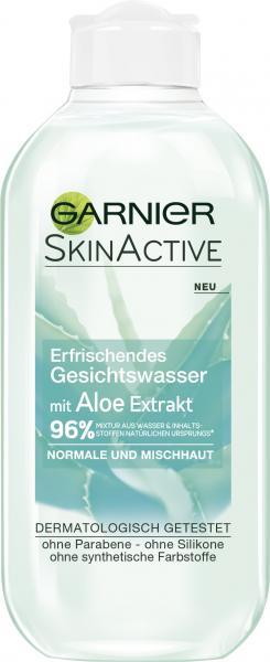 Garnier Skin Aktive Gesichtswasser Aloe Vera