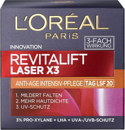 L'Oréal Revitalift Laser X3 Tagespflege LSF20