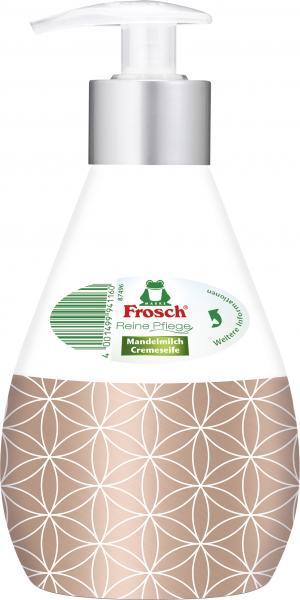 Frosch Reine Pflege Cremeseife Mandelmilch