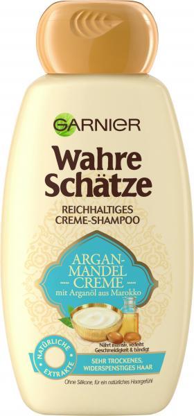 Garnier Wahre Schätze Shampoo Argan-Mandel Creme