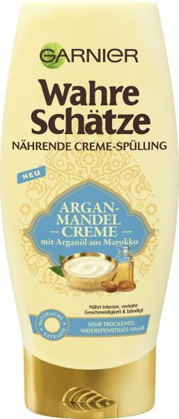 Garnier Wahre Schätze Spülung Argan-Mandelcreme