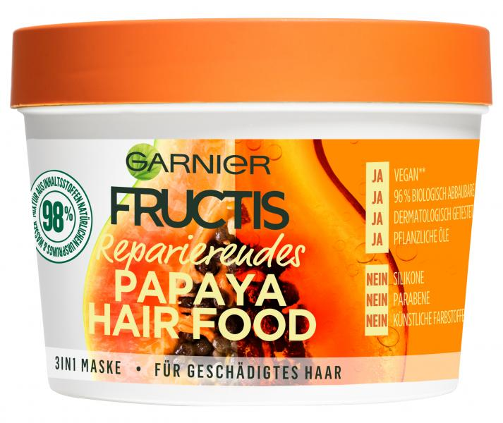 Garnier Fructis Hair Food Papaya