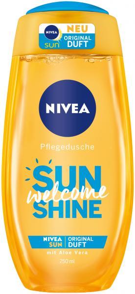 Nivea Pflegedusche Welcome Sunshine