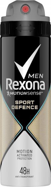 Rexona Men Motionsense Sport Defence Deo Spray