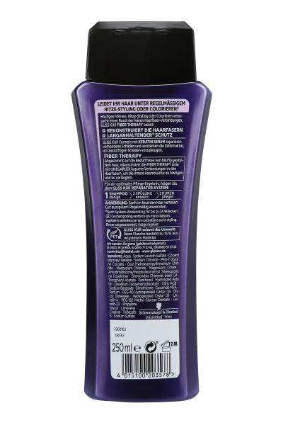 Schwarzkopf Gliss Kur Shampoo Fiber Therapy