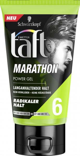 Schwarzkopf 3 Wetter Taft Marathon Power Gel radikaler Haltt