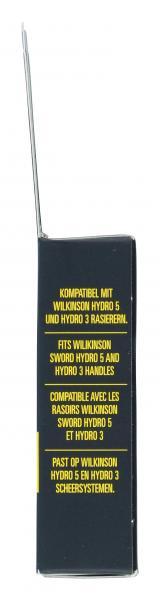 Wilkinson Sword Hydro 5 Sense Energized Klingen