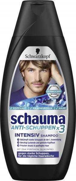 Schwarzkopf Schauma Shampoo Anti-Schuppen Intensiv