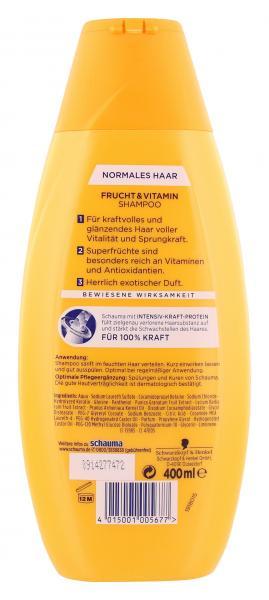 Schwarzkopf Schauma Shampoo Frucht & Vitamin