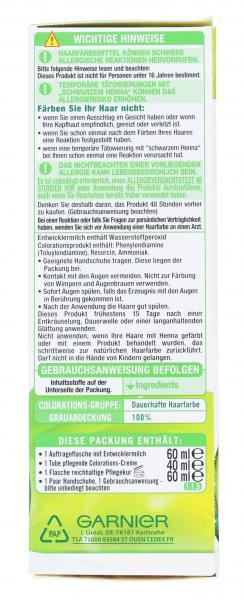 Garnier Nutrisse Creme Pflege-Haarfarbe 90 hellblond
