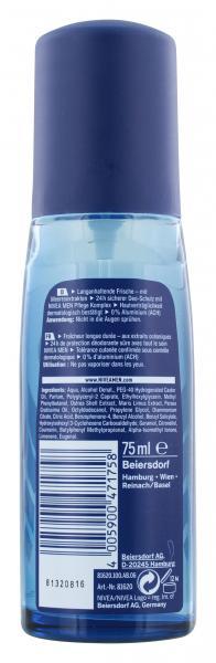 Nivea Men Fresh Active Deo Spray