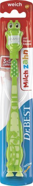 Dr. Best Zahnbürste Milchzahn weich