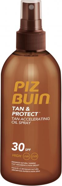 Piz Buin Tan & Protect Ölspray LSF 30