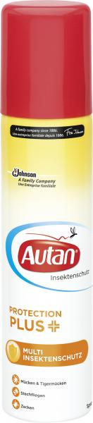 Autan Protection Plus Spray