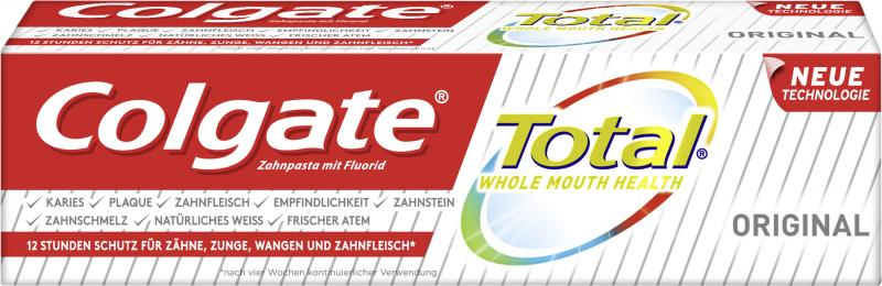 Colgate Total Zahncreme Original