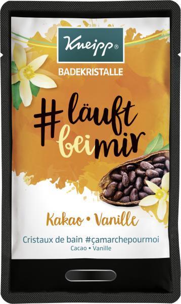 Kneipp Badekristalle Läuft bei mir Kakao-Vanille
