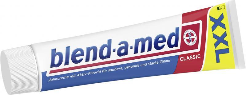 Blend-a-med Zahncreme Classic XXL