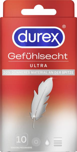 Durex Kondome Gefühlsecht Ultra