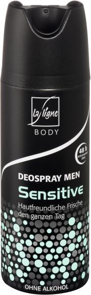 La Ligne Men Deo Spray Sensitive