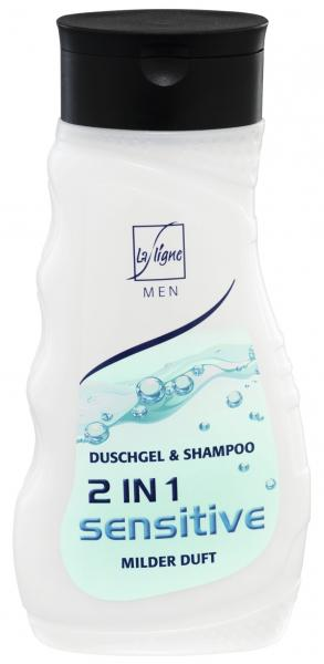 La Ligne Men 2 in 1 Duschgel & Shampoo Sensitive
