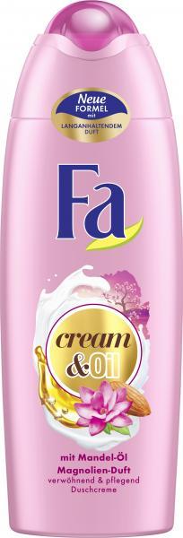 Fa Duschgel Cream & Oil Mandel Öl