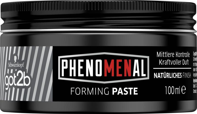 Schwarzkopf Got2b Phenomenal Forming Paste