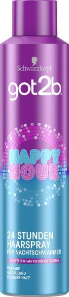Schwarzkopf Got2b Haarspray Happy Hour