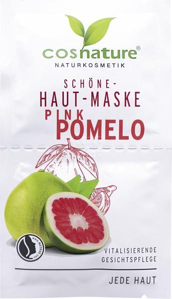 Cosnature Schöne-Haut-Maske Pink Pomelo