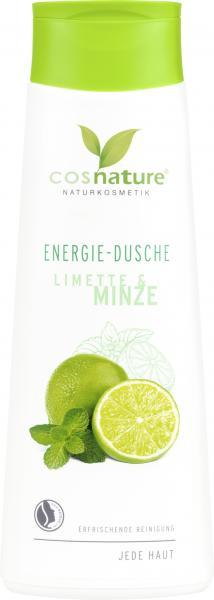 Cosnature Energie-Dusche Limette & Minze