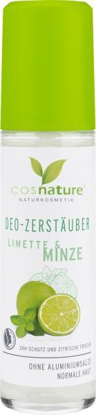 Cosnature Deo-Zerstäuber Limette & Minze