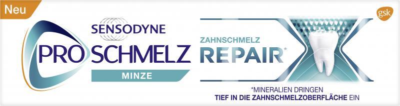 Sensodyne Pro Schmelz Repair Minze