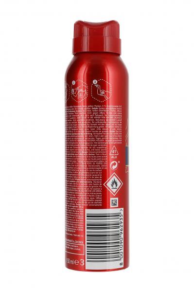 Old Spice Captain Deodorant Bodyspray