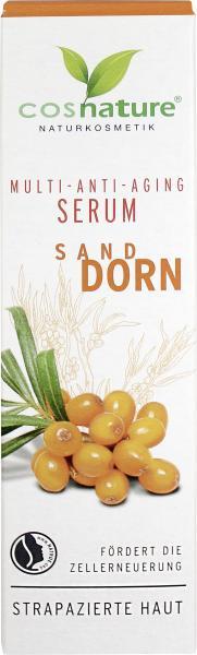 Cosnature Multi-Anti-Aging Serum Sanddorn