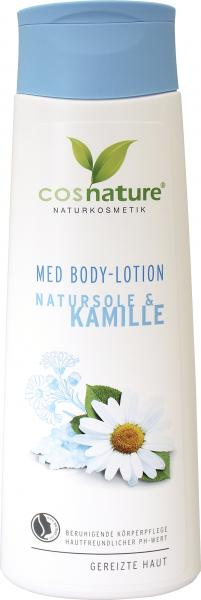 Cosnature Med Body-Lotion Natursole & Kamille