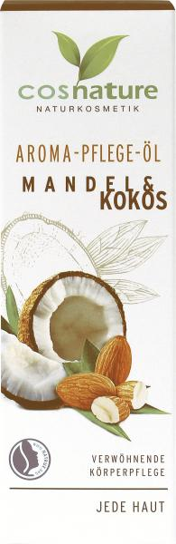 Cosnature Aroma-Pflegeöl Mandel & Kokos