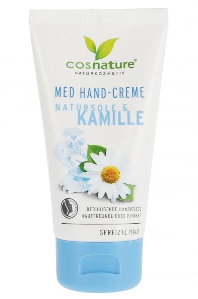Cosnature Med Hand-Creme Natursole & Kamille
