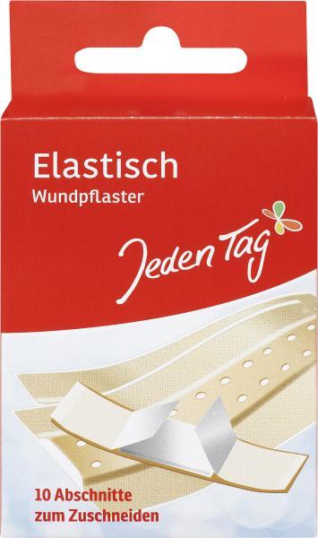 Jeden Tag Wundpflaster elastisch