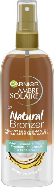 Garnier Ambre Solaire Natural Bronzer Selbstbräunungs-Öl
